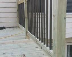Photo #15: Custom Decks & Repairs LLC. WITH PICTURES! Deck Builder