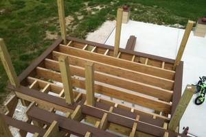 Photo #17: Custom Decks & Repairs LLC. WITH PICTURES! Deck Builder