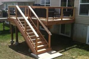 Photo #19: Custom Decks & Repairs LLC. WITH PICTURES! Deck Builder