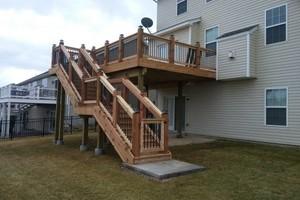 Photo #22: Custom Decks & Repairs LLC. WITH PICTURES! Deck Builder