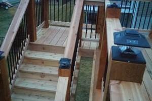 Photo #23: Custom Decks & Repairs LLC. WITH PICTURES! Deck Builder