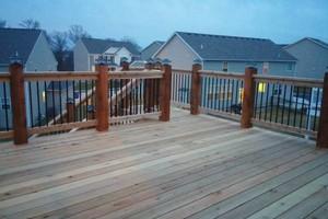 Photo #24: Custom Decks & Repairs LLC. WITH PICTURES! Deck Builder
