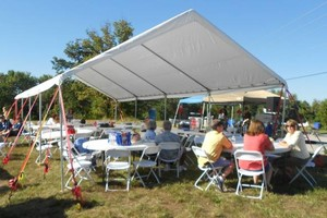 Photo #1: Professional EVENT TENTS - Renting for All Occasions!