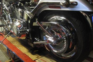 Photo #7: Sparky's MC Detailing Degrease Wash Wax Leather Conditioning