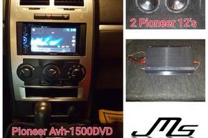 Photo #3: John's Mobile Car Audio Installation