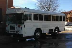 Photo #2: Limo/party bus $95/h/ 24passenger
