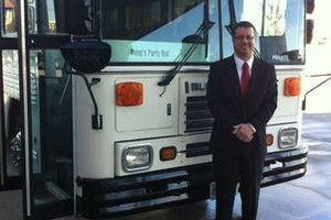 Photo #3: Limo/party bus $95/h/ 24passenger