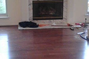 Photo #20: WOOD & LAMINATE FLOORS DONE BY A FULLY INSURED BBB ACREDITED INSTALLER!