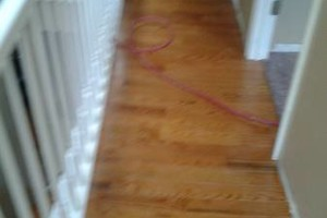 Photo #7: WOOD & LAMINATE FLOORS DONE BY A FULLY INSURED BBB ACREDITED INSTALLER!