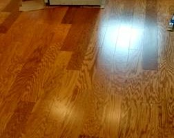 Photo #13: WOOD & LAMINATE FLOORS DONE BY A FULLY INSURED BBB ACREDITED INSTALLER!