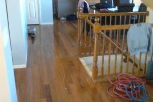 Photo #19: WOOD & LAMINATE FLOORS DONE BY A FULLY INSURED BBB ACREDITED INSTALLER!