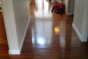 Photo #2: WOOD & LAMINATE FLOORS DONE BY A FULLY INSURED BBB ACREDITED INSTALLER!