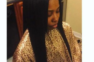 Photo #11: 60$ Basic Sew In, 30$ Quick Style, 15$ EyeLashes, 7$ EyeBrow Arch