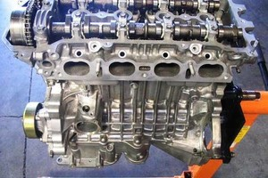 Photo #1: Rebuilt 1ZZFE Engine