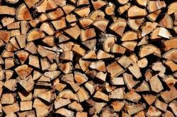 Photo #1: Seasoned firewood for sale! 4x8 stack is $140