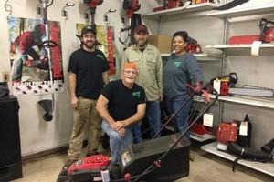 Photo #1: Lawn & Mower Doc. Mower Tune-ups & Repair