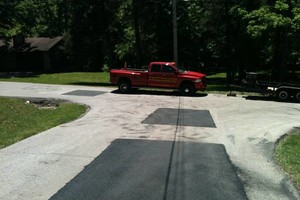 Photo #3: Asphalt Restoration & Construction Inc