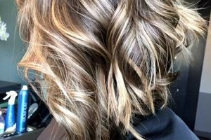 Photo #3: KNRstyling. Experienced Hairstylist/Makeup Artist