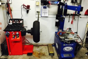 Photo #2: Motorcycle Tire Change Service & More