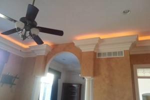 Photo #2: D.D. Home Remodeling - Tile — Sheetrock