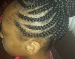 Photo #2: $85 Box Braids, $100 Senegalese twist!