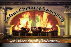 Photo #6: Loftus Chimney Sweep/Sweeping Inspections