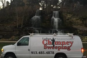 Photo #5: Loftus Chimney Sweep/Sweeping Inspections