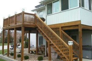 Photo #14: Deck & Fence Cleaning/ Stripping/ Staining/ Sealing