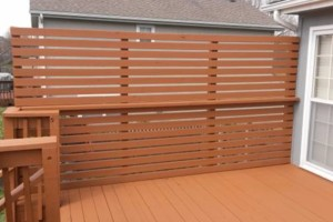 Photo #7: Deck & Fence Cleaning/ Stripping/ Staining/ Sealing