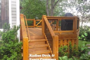 Photo #4: Deck & Fence Cleaning/ Stripping/ Staining/ Sealing