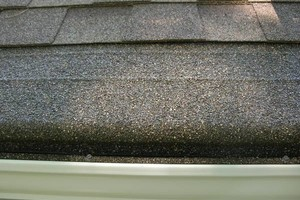 Photo #2: Granulated Gutter Guards. HANDLE EVERY GUTTERING!