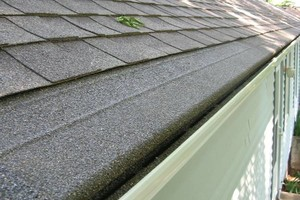 Photo #3: Granulated Gutter Guards. HANDLE EVERY GUTTERING!
