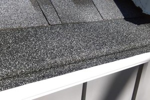 Photo #6: Granulated Gutter Guards. HANDLE EVERY GUTTERING!