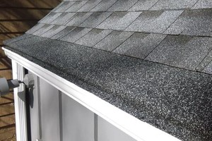 Photo #7: Granulated Gutter Guards. HANDLE EVERY GUTTERING!