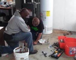 Photo #2: Need a Plumber you can TRUST? Call Lloyd the Plumber!