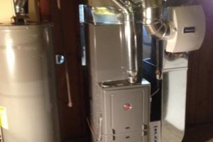 Photo #1: Air Conditioner Install #1. Steven Schulte Heating & Cooling Rated #1