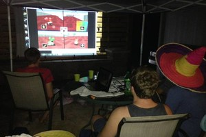 Photo #19: Rent a Video Projector & Screen $75.00 for Movie Night and Slide show