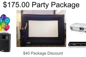 Photo #18: Rent a Video Projector & Screen $75.00 for Movie Night and Slide show