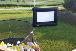 Photo #17: Rent a Video Projector & Screen $75.00 for Movie Night and Slide show