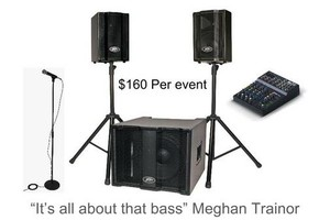 Photo #13: Rent a Video Projector & Screen $75.00 for Movie Night and Slide show