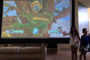 Photo #7: Rent a Video Projector & Screen $75.00 for Movie Night and Slide show