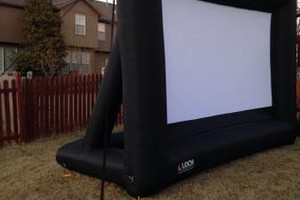 Photo #5: Rent a Video Projector & Screen $75.00 for Movie Night and Slide show