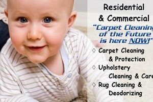 Photo #1: Supreme Carpet Cleaning. Special! 2 rooms $60