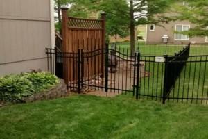 Photo #10: Corner Post Fence Company