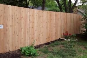 Photo #6: Corner Post Fence Company