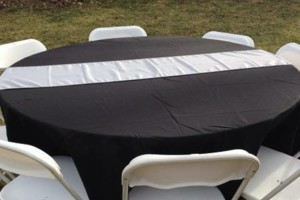 Photo #8: Tables, Chairs, Sashes, Runners, & Tablecloths