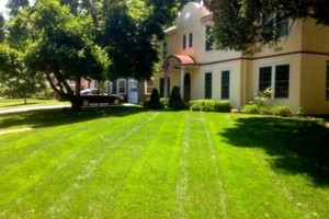 Photo #1: GRASSY PLAINS. HIRE U.S. VETERANS FOR YOUR LAWN CARE NEEDS!!!