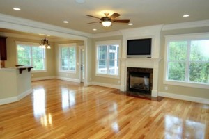 Photo #1: THE HELM OF HARDWOOD - QUALITY HARDWOOD FLOORING & REFINISHING