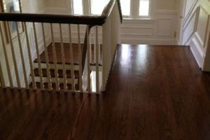 Photo #6: THE HELM OF HARDWOOD - QUALITY HARDWOOD FLOORING & REFINISHING