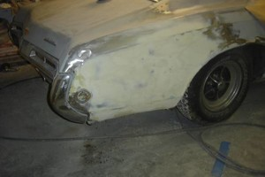 Photo #5: Body work and paint